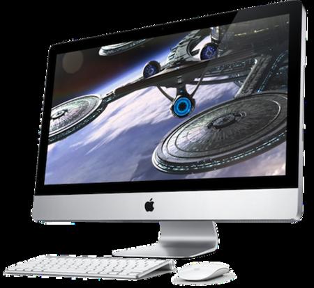 Actualización de firmware para las tarjetas gráficas de los nuevos iMac