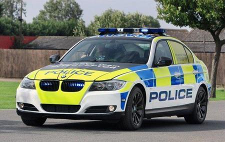 """La policía inglesa se """"arma"""" con nuevos y potentes BMW"""