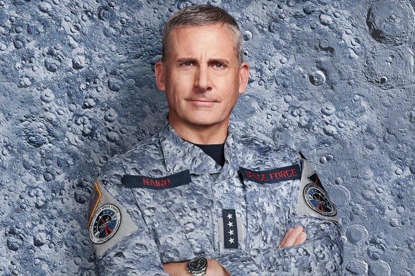 'Space Force' tendrá temporada 2: Netflix renueva la comedia espacial de Steve Carell y el creador de 'The Office'