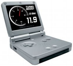 TurboXS DTEC, la Game Boy Advance para trucar el motor del coche