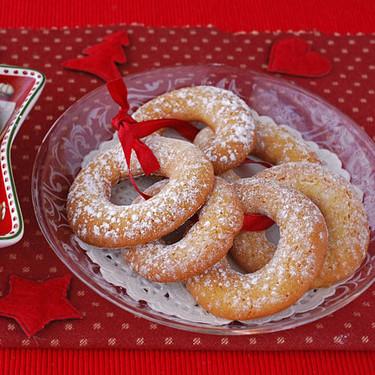 Roscos de naranja: receta de galletas fáciles para las fiestas