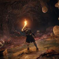 Elden Ring: un gameplay filtrado nos permite echarle un vistazo a la obra de From Software junto a nuevas imágenes