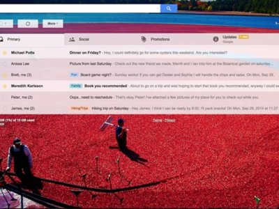 Cómo aprovechar las nuevas opciones de personalización de Gmail