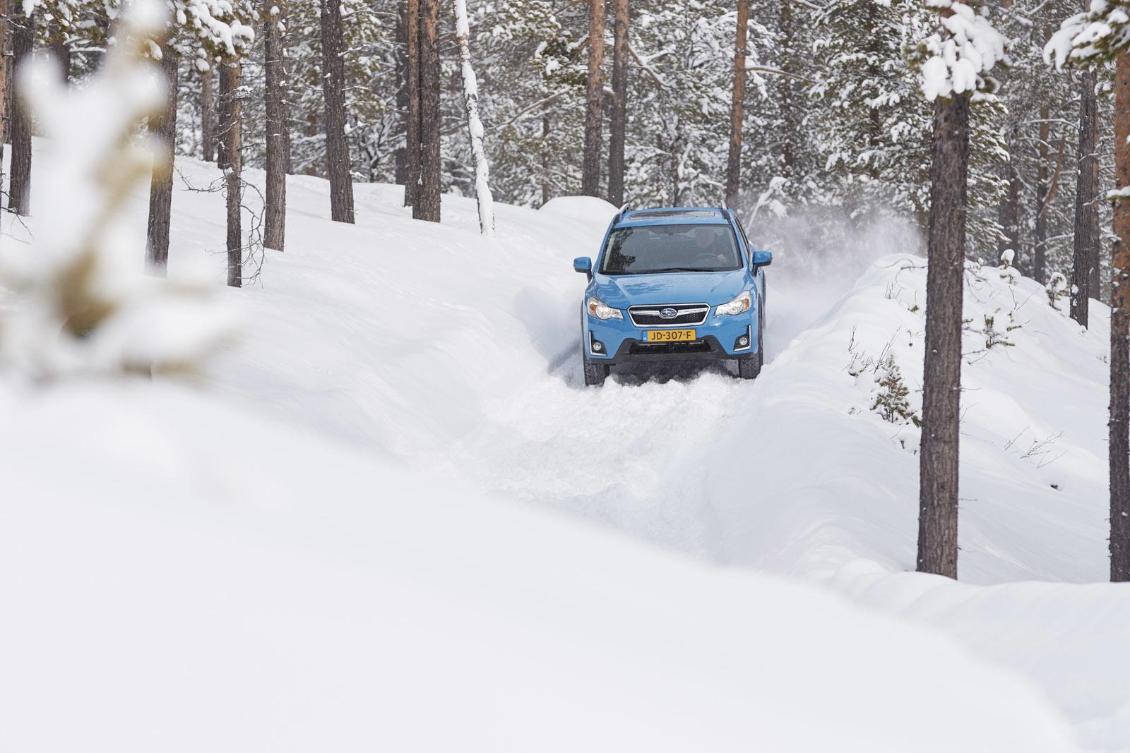 Foto de Subaru Snow Drive 2016 (121/137)