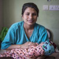 El Gobierno de Nepal solicita que no se les envíe leche artificial ni alimentos para bebé