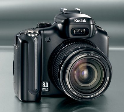 EasyShare P850 y P880 de Kodak