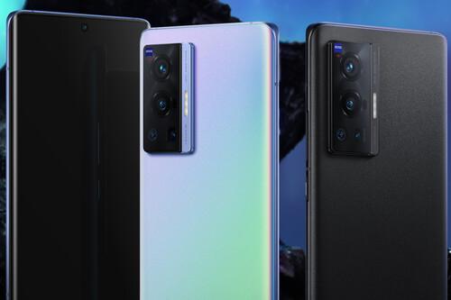 Vivo X70, x70 Pro y X70 Pro+: vivo sigue apostando a la fotografía y el vídeo móvil con más megapíxeles, estabilizador gimbal y procesador de imagen dedicado