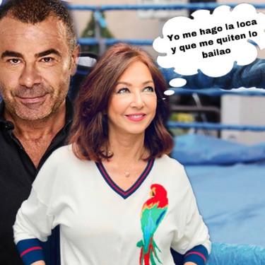 Jorge Javier Vázquez vs Ana Rosa Quintana: el presentador se pilla una pataleta porque su hermana televisiva tiene más vacaciones