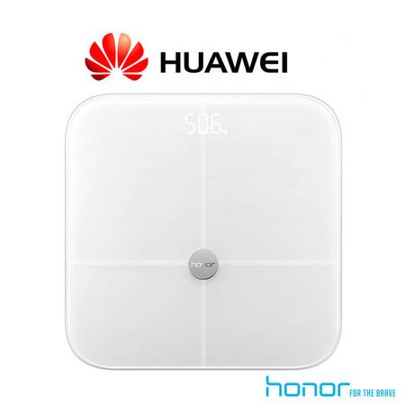 Por 25,95 euros tenemos la báscula inteligente Huawei Honor  AH100 con pantalla LED a la venta en eBay con envío gratis