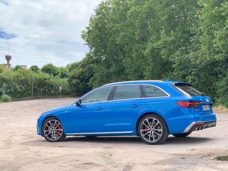 Audi S4 Avant Prueba 26