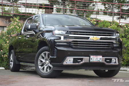 Chevrolet Cheyenne High Country 2019 4