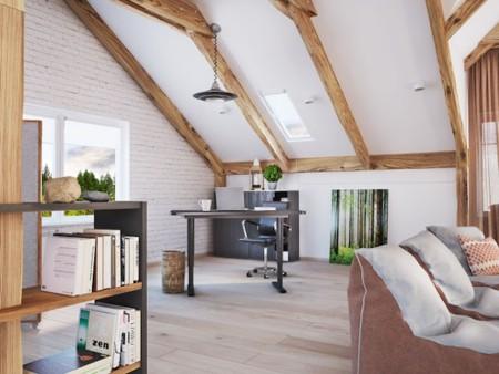 La semana decorativa: rincones para trabajar, mini-mesas y otras ideas de hogar para el otoño