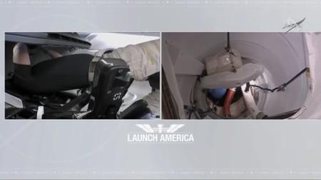 Streaming SpaceX-NASA