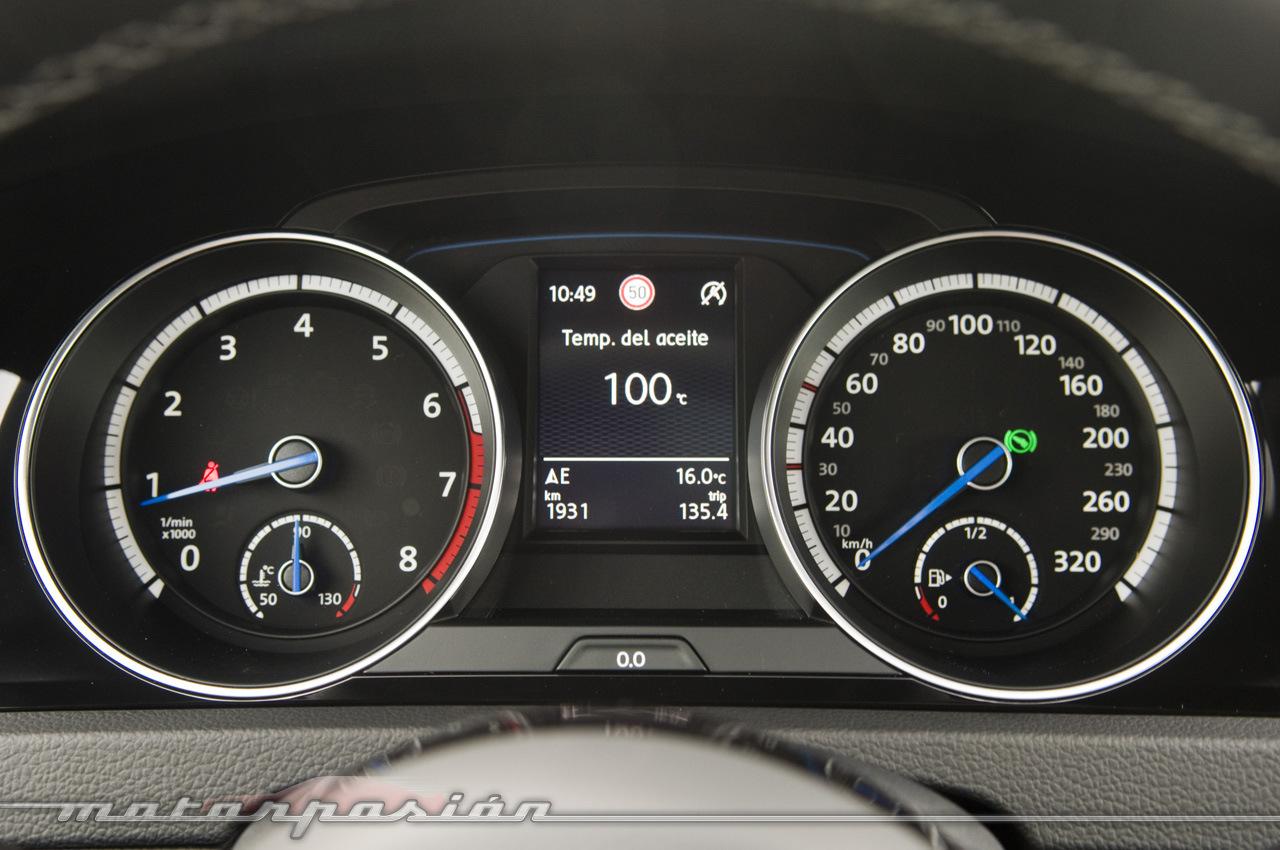 Foto de Volkswagen Golf Variant R, toma de contacto (13/18)