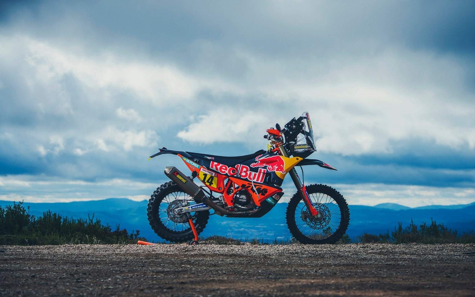 Foto de KTM 450 Rally Dakar 2019 (91/116)