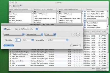 Floola 5.0: el gestor de iPod multiplataforma sigue mejorando
