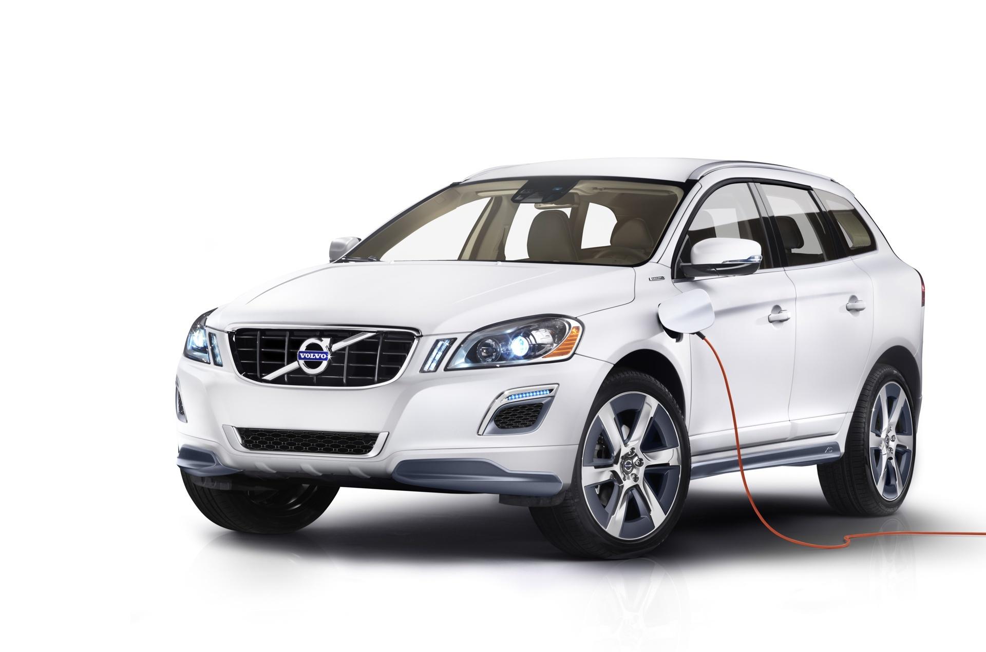 Foto de Volvo XC60 Plug-in Hybrid Concept (1/10)