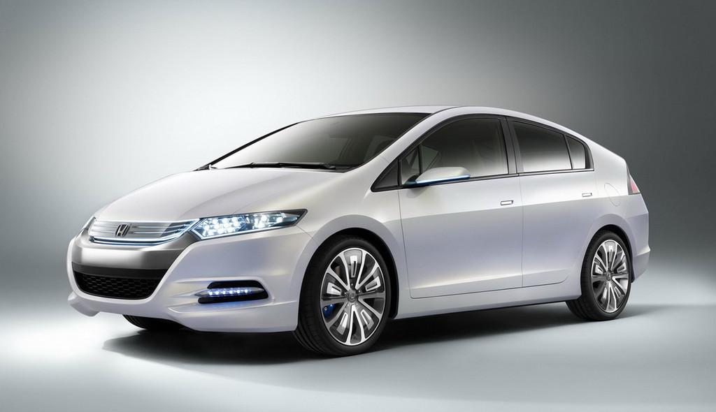 Foto de Honda Insight Concept (1/2)