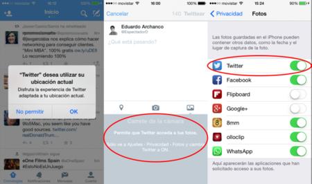 Privacidad en iOS