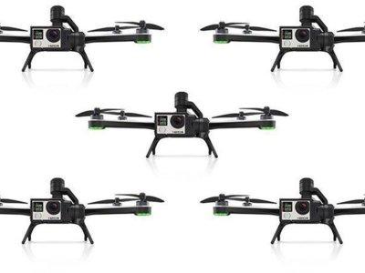 ¿Es éste el nuevo y esperado drone de GoPro 'Karma'?