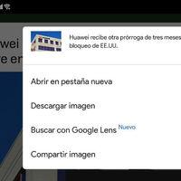 Así puedes integrar Google Lens en Google Chrome para buscar información sobre cualquier imagen
