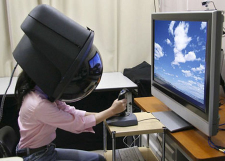 Head Dome Projector