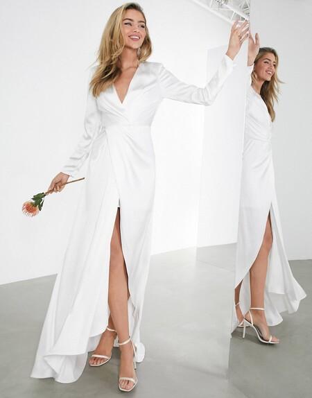 Asos Edition Bridal Novia 04