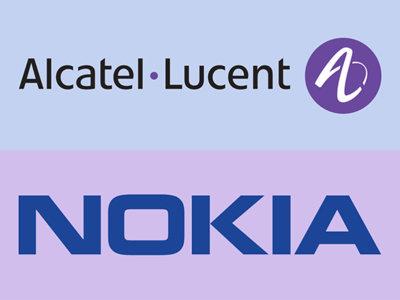 Nokia quiere ser líder en redes y compra a Alcatel-Lucent