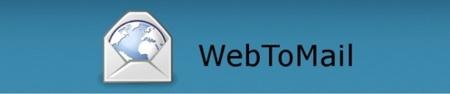 WebToMail, accede a los contenidos web mediante e-mail