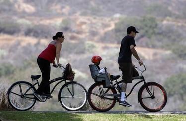 Aprovecha el verano para hacer ejercicio en familia