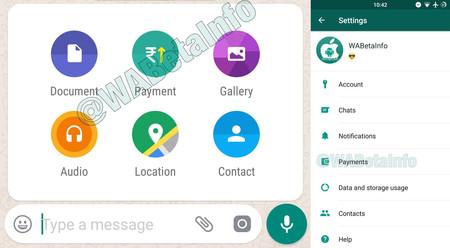 Los pagos con WhatsApp
