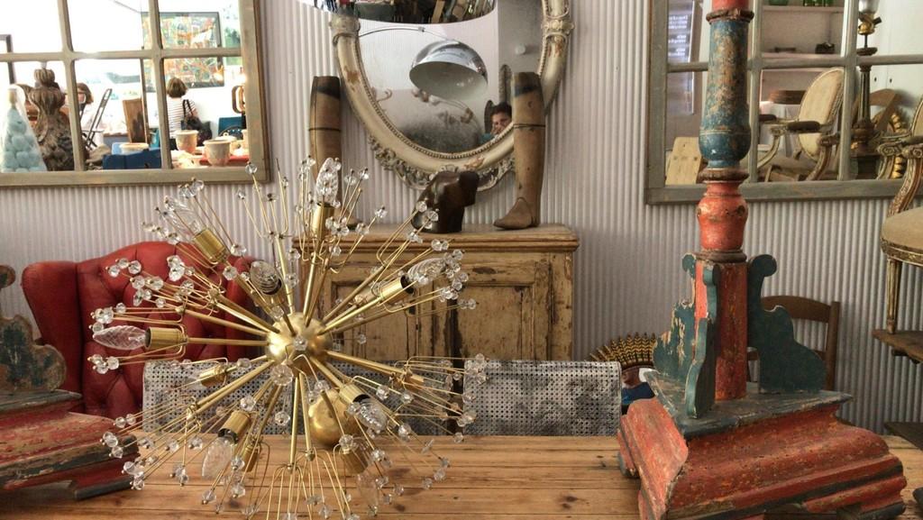 Le Chic Antique, una cita imprescindible para los amantes de la decoración y las antigüedades
