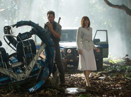 Taquilla española | 'Jurassic World' es el segundo mejor estreno del año (detrás de Grey)