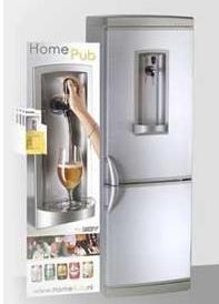 Homepub, el frigorífico con grifo de cerveza