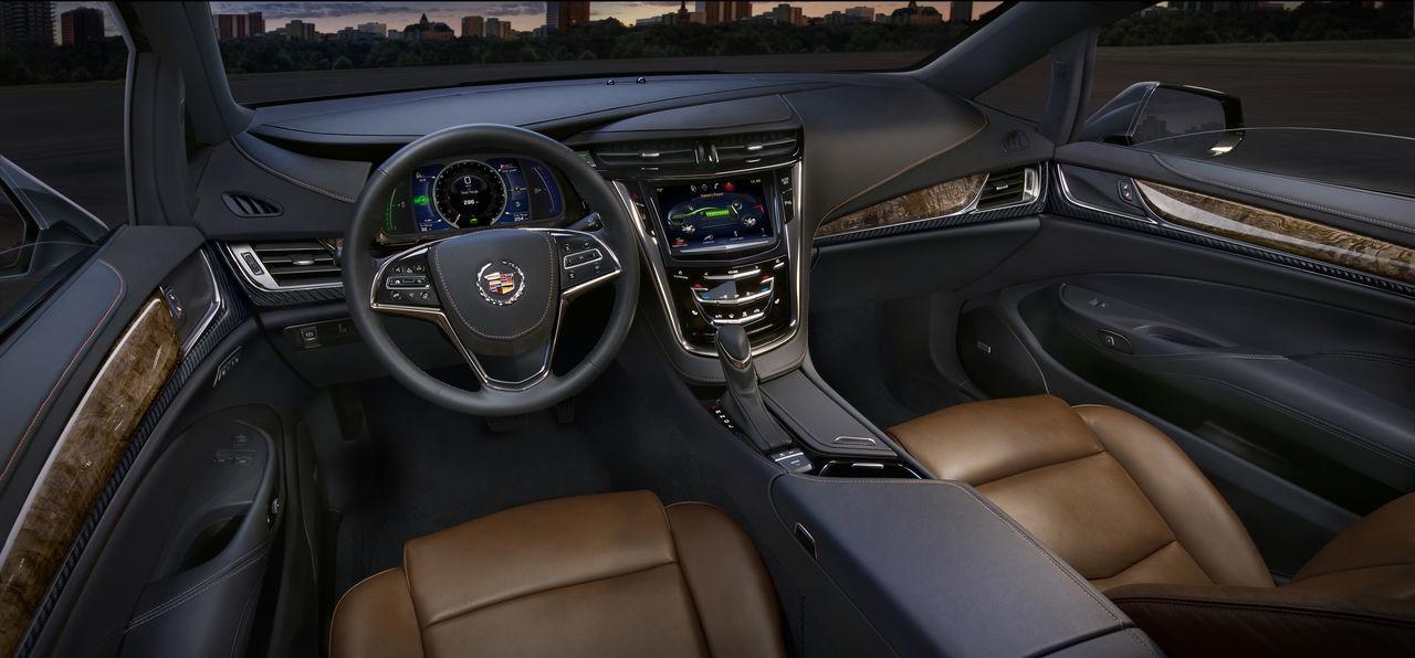 Foto de 2014 Cadillac ELR (10/21)