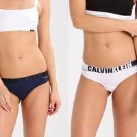 Rebajado en Zalando el tanga Calvin Klein de 22,95 euros a sólo 13,75 euros y con el envío gratis