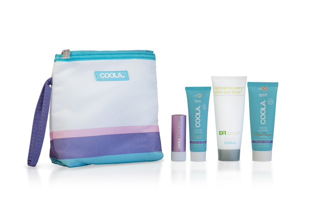Coola Travel Bag Mineral