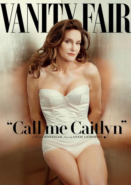 Vanity Fair Caitlyn Jenner By Annie Leibovitz