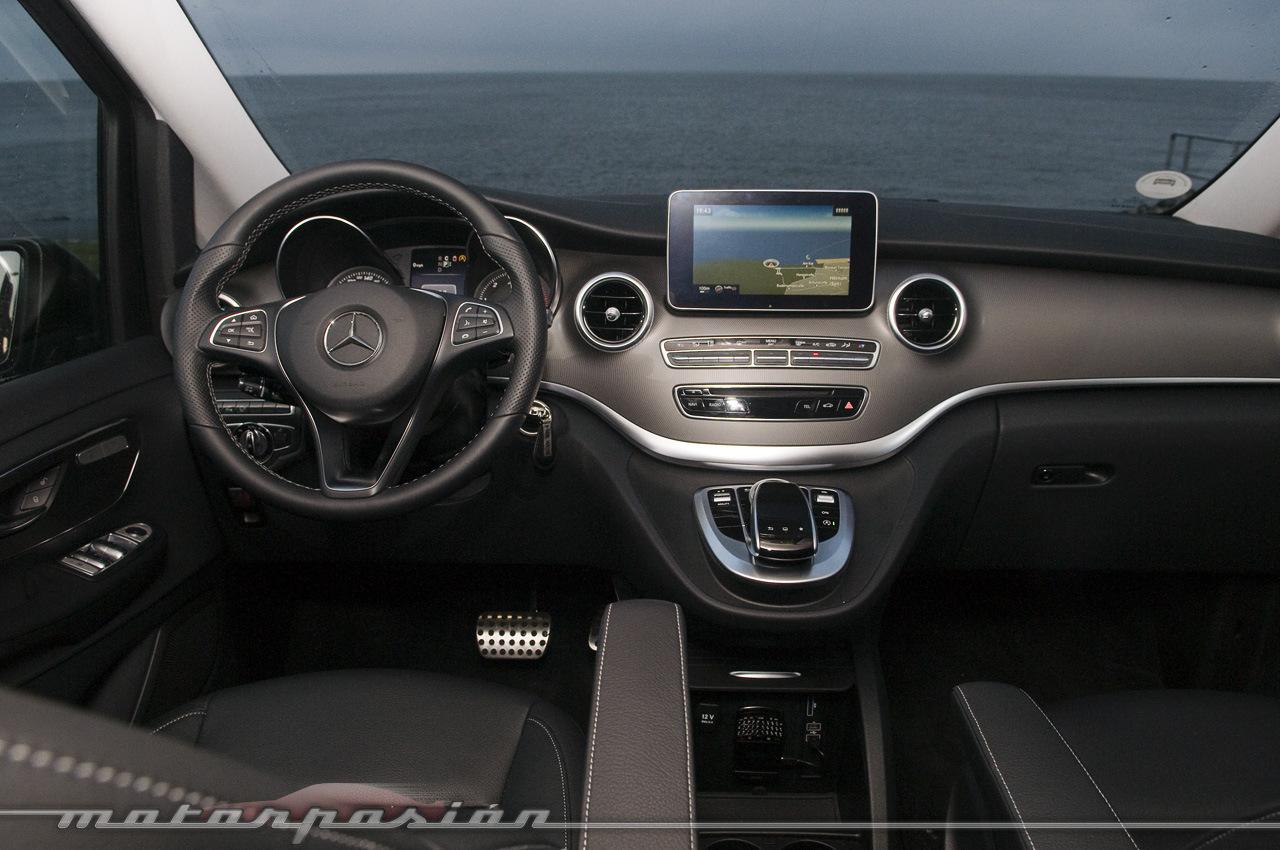 Foto de Mercedes-Benz Clase V (toma de contacto) (24/44)