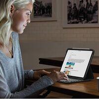 Amazon tiene hasta un 35% de descuento en fundas con teclado para tablet con las que empezar la rutina
