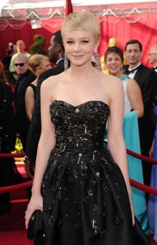 Tendencias en peinados para la Primavera-Verano 2010: el estilo de las celebrities. Carey Mulligan