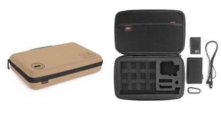 CapXule, la solución que evitará que nuestra GoPro se quede sin batería en el peor momento