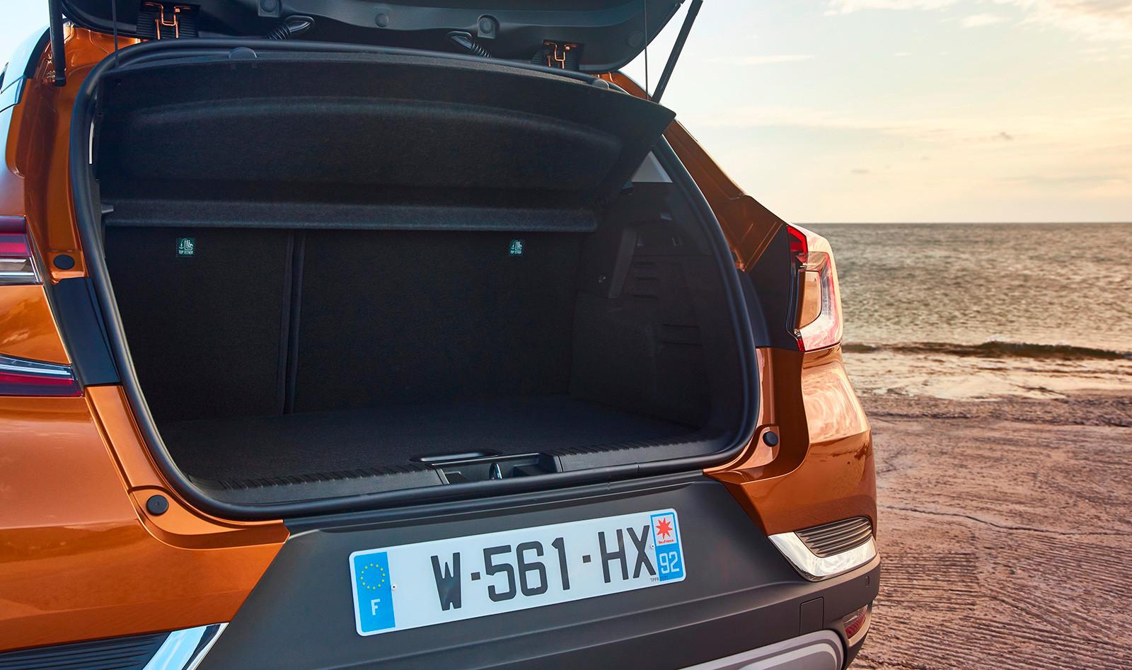 Foto de Renault Captur 2020: primera prueba (7/29)