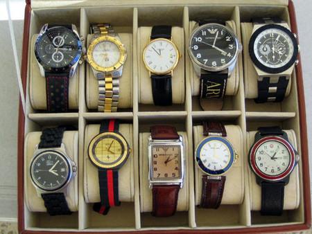 """Entrevistamos a un coleccionista de relojes: """"Tengo más de 120"""""""