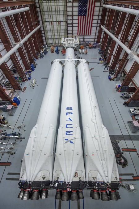 Falcon Heavy Spacex 2