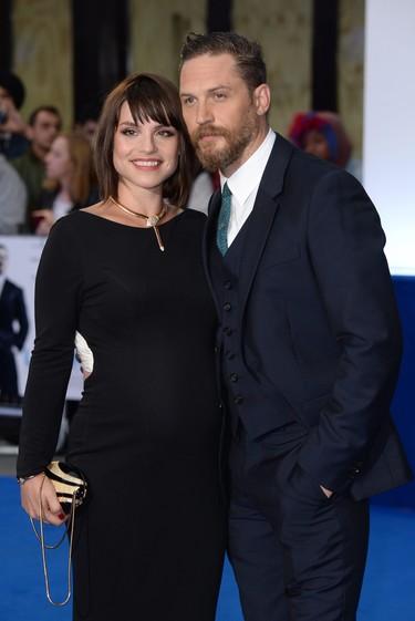 Baby News: Nuevos retoños para Tom Hardy y Evangeline Lilly (cada uno el suyo, claro)