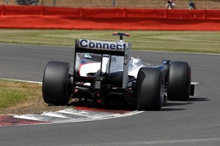 Fernando Alonso lejos, muy lejos