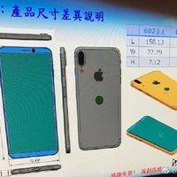 ¿Son estos los primeros esquemas del aspecto del próximo iPhone?