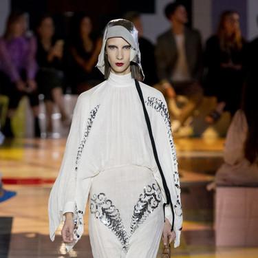 La elegancia de los años 40 sube a la pasarela con Milan y su colección primavera-verano 2020