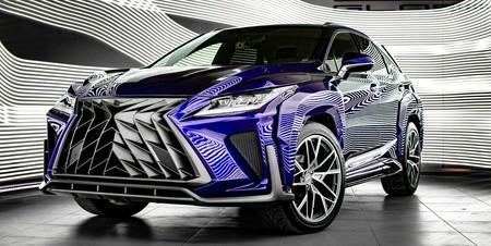 Lexus RX y NX by SCL Global Concept, una propuesta que arrebata el aspecto conservador de los modelos japoneses